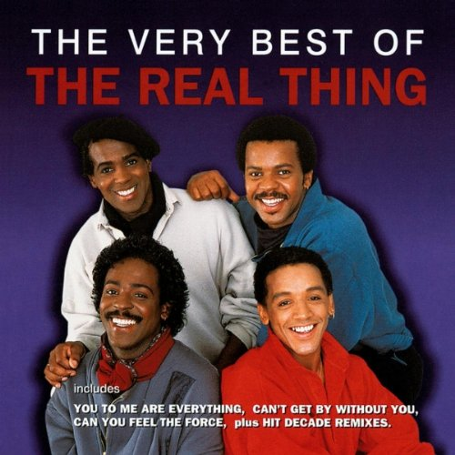 Real Thing - You to Me Are Everything