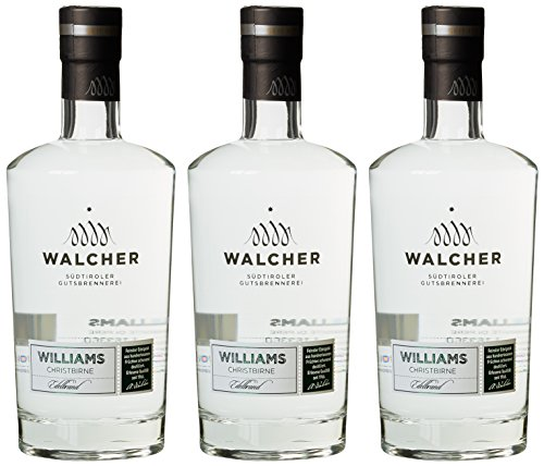 Walcher Williams Christ Birnenbrand (3 x 0.7 l)