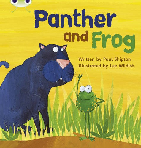 Panther and Frog