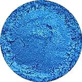 Polvere cosmetica Mica blu ghiaccio, 3g - 20 g per sapone, ombretto, bagno