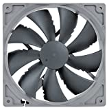 Noctua NF-P14s redux-1200 PWM, 4-Pin, High Performance Cooling Fan with 1200RPM (140mm, Grey)
