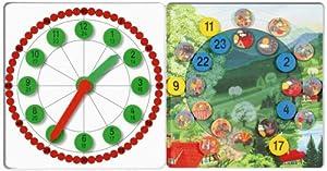 Oberschwäbische Magnetspiele - Juego de tablero, 1 jugador (versión en alemán)