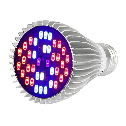 30 Watt / 50 Watt / 80 Watt led wachsen licht volle spektrum uv + ir e27 wachsen licht für samer und hydroponischen system led-lampe ac85 ~ 265 v ( UnitCount : 1 STÜCK-30W )