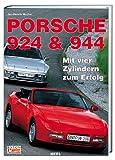 Porsche 924 & 944: Mit vier Zylindern zum Erfolg