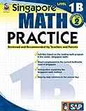 Math Practice, Grade 2 (Singapore Math Practice)