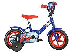 Dinobikes 108 L-SA Spiderman Fahrrad Erstaunlich, mit Rad-Durchmesser von 10