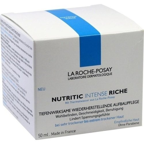 La Roche-Posay Nutric Intense Riche, 50 ml Creme