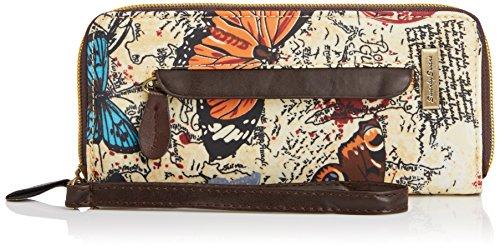 swankyswans-atlantis-butterfly-map-print-zipper-cartera-de-sinttico-mujer-color-beige-talla-l