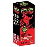 💊 Hyper aminobolic 40 gélules - Cvetita herbal UK ️ 💊  Qu'est-ce que Hyper aminobolic formula ?   C'est une combinaison unique de leucine et de racine de leuzea (racine de maral).  Qu'est-ce que leucine  La leucine est l'un des acides aminés à chaîne...