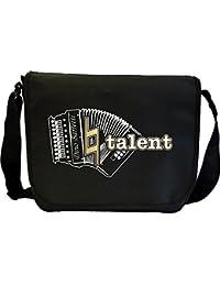 Melodeon Natural Talent - Sheet Music Document Bag Musik Notentasche MusicaliTee