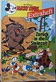 Micky Maus Extraheft: Zurück in die Steinzeit (The Cave Bear Caper) (Comic-Heft)