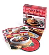 Rock & Roll Comfort Cooking (MusicCooks: Recipe Cards/Music CD), Easy, Healthy, Fresh Home Cooking, Classic Rock & Roll (Sharon O'Connor's Musiccooks) by Sharon O'Connor (2007-08-01)