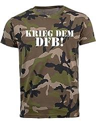Herren T-Shirt Camouflage DFB 1.0