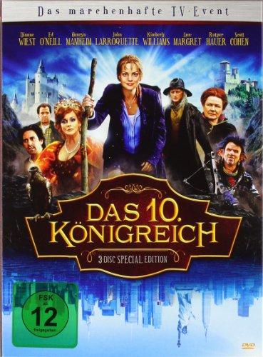 Dieser Nicht Welt Einfach Kostüm Von - Das 10te Königreich [Special Edition] [3 DVDs]