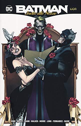 Invito alle nozze. Batman