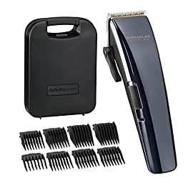 BaByliss for Men Titanium Nitride Hair Clipper - 51rPlEevEgL - BaByliss for Men Titanium Nitride Hair Clipper