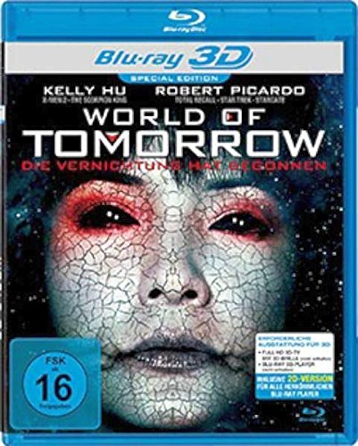 World of Tomorrow - Die Vernichtung hat begonnen [3D Blu-ray] [Special Edition]