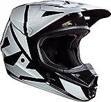 Fox Helm V1 Race Schwarz Gr. M