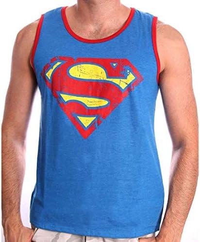 Débardeur homme DC comics - SuperFemme - XL, XL, XL, Cobalt 461136