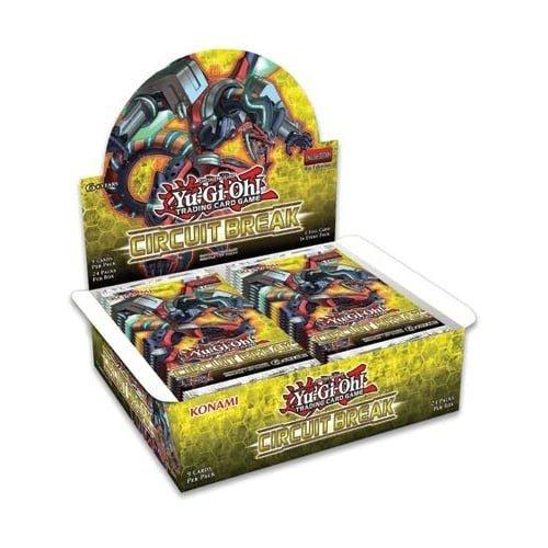 Yu-Gi-Oh!. kon546840Circuit Break Booster Pack