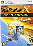 Microsoft Flight Simulator X Gold Edition - Juego (PC, Simulación, E10 + (Everyone 10 +))