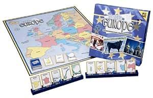 10 Tage in Europa Brettspiel