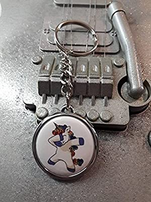 Porte clé Licorne DAB