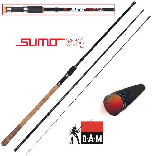 DAM Sumo GT4 Waggler 13', Wagglerrute, 3.90m, 15-40g, 3+3 teilig