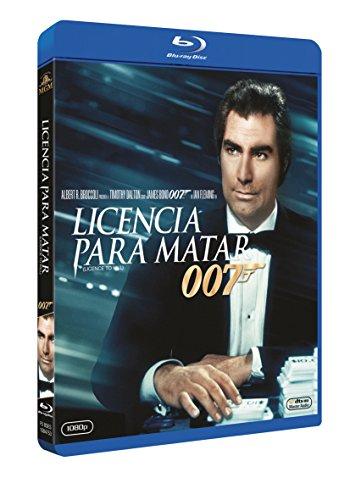 007 Licencia Para Matar [Blu-ray] 51rPq8CGOhL