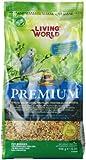 Living World Premium Mix For Budgies, 908 g (2 lb)