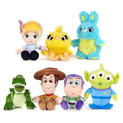 Precio Juguetes Toy Story 4 Soft Toy Collection Disney Pixar...