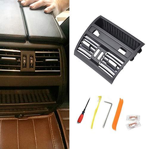 Yestter Auto Klimaanlage Teile Reparatursatz Für BMW 5er Klimaanlage Heckgitter/Galvanik/Autoklimazubehör / - Mit Werkzeugsatz - Seite Vent Kühlergrill