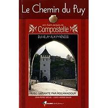 Le chemin du puy vers saint-jacques-de-compostelle