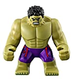 LEGO Marvel Super Heroes Figur Hulk NEU NEW aus 76031