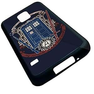 Generic Sherlock Cell Phone Case (Samsung Galaxy S5 (Black)