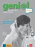 geni@l klick A2: Deutsch für Jugendliche. Arbeitsbuch mit 2 Audio-CDs