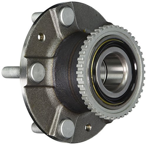 Centric 406.45002E Front Wheel Bearing and Hub Assembly