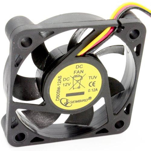 Caja Ventilador Para PC Torre 50 mm x 50 x 10 mm...