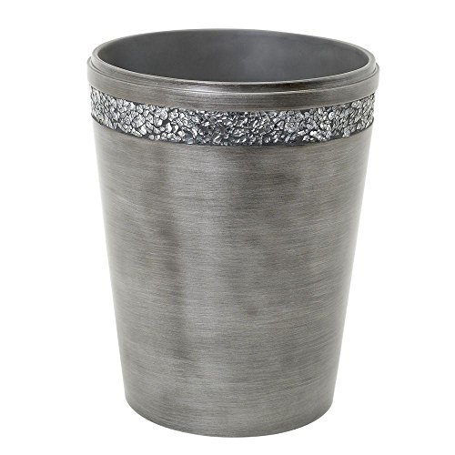 Zenna Home, India Ink Altair Tumbler, Pewter by ZPC Zenith Products Corporation