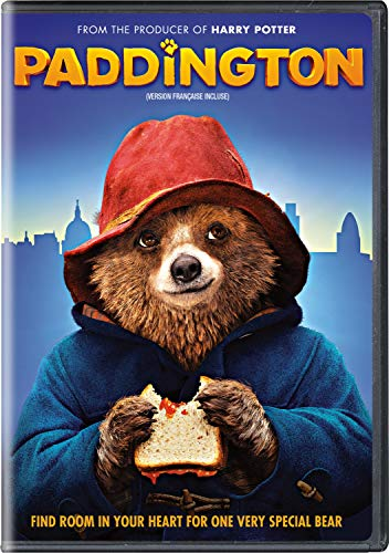 Paddington (DVD 2015)