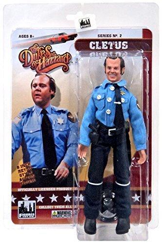 Action Figuren-Dukes of kommt selten allein # 2Cleatus 20,3cm Lizenzprodukt Toys duke0825