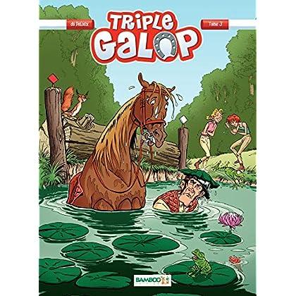 Triple Galop: tome 3