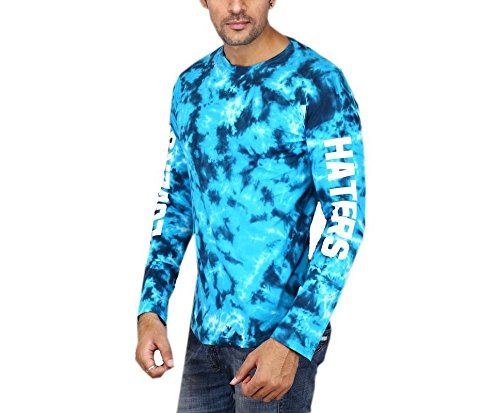 6bc1a7440 Gazelles Cotton HATERS LOVERS Printed Tie-Dye Full Sleeves Round Neck Tshirt  For Men's/Boy's - Buy Online in Oman. | [missing {{category}} value]  Products ...
