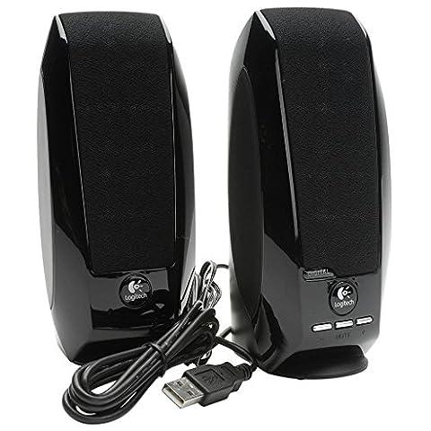 Logitech S150 USB Haut-Parleurs Stéréo Numériques / Haut-Parleurs Multimedia Compact