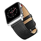 Benuo Apple Watch Armband 42mm, Echtes Leder Uhrenarmband für Apple Watch Series 2-42mm/ Apple...