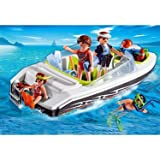 Playmobil 4862 - Vacaciones: lancha familiar