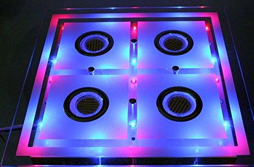 farbwechsel deckenleuchte LED Deckenleuchte Leuchte Decken Lampe Farbwechsel bunt D3 Fernbedienung