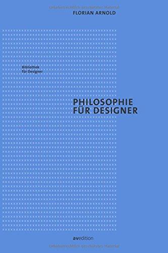 Philosophie für Designer (Bibliothek für Designer) Buch-Cover