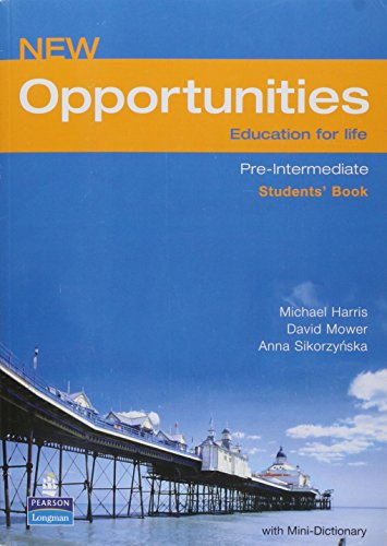 New Opportunities. Pre-Intermediate. Students' Book