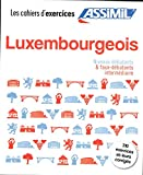 Coffret Cahiers Luxembourgeois (faux débutants+intermédiaire)